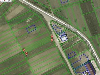 Бубуечь  Bubuieci - 3 км от Кишинёва  19 соток огород при вьезде в Бубуечь = 1550 евро сотка