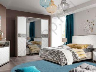 Dormitor KMK Cristal 1  în Moldova cu livrare, procurare în credit !   Reduceri!
