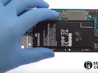 Samsung Galaxy J7 2017  (SM-J730FZKNSER)  Nu ține bateria telefonului? Noi ți-o schimbăm foarte ușor