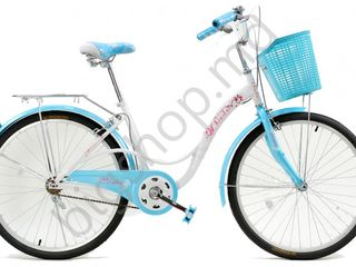 Bicicleta Racer Chinstar Dame 26, posibil in  rate, livrare gratuita, culori in asortiment