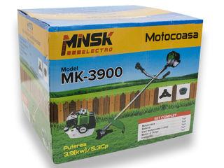Trimer/бензокоса/motocoasa Minsk Electro MK-3900/livrare gratuita/garantie/+ulei/1399 lei