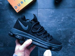 "Nike Zoom KDX ""Blk Dark Grey"""