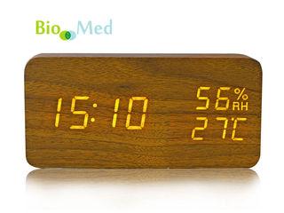Ceas inteligent cu termohigrometru higrometru smart watch с термогигрометром часы