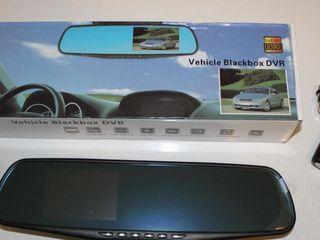 Автомобильный видеорегистратор зеркало Vehicle Blackbox DVR L6000
