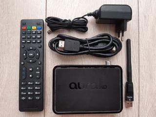 IPTV Box - Aura HD Plus Т2 Wi-Fi