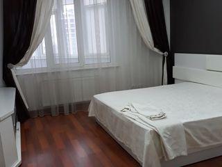 centru, apartament cu 2 camere 90m2, utilat si mobilat - pentru chirie pe termen lung