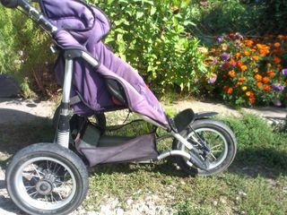 Не дорого! коляска с очень легким ходом!