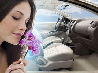 Озоновая очистка салона автомобиля!Удаление запахов и грибков!Полировка кузова и фар!Buiucani!