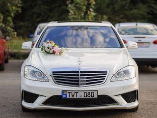 Аренда автомобиля люкс Mercedes-Benz S Class W221 AMG