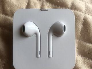 Новые оригинальные наушники Apple Earpods от iPhone 7, 8, 9, 10 lighting