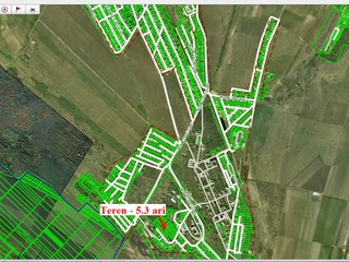 Teren , Primaria -Codru , 5.3 ari - 12500 Euro