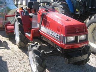 Vindem mini-tractor japonez MTX-24