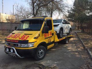 Evacuator Moldova
