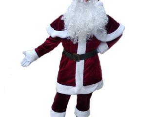 Santa Claus - costum carnaval toate marimele  M / L / XL / XXL