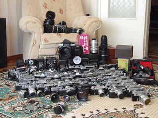 Куплю советские фотоаппараты