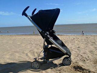 Quinny zapp xtra - новая коляска вес 6,5 кг