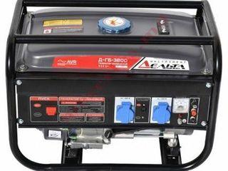 Generator 3,8 kW Дельта Д-БГ-3800 cu livrare gratuită în toată țara. Garanție inclusiv.