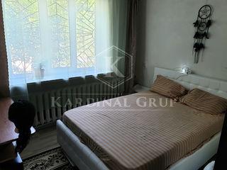 Vânzare apartament 3 camere, 52 mp, reparație, mobilat, sectorul Rîșcani, 35 500 euro!