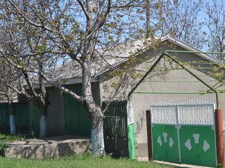 vind Casa in Hristoforovca (Ungheni) sau schimb pe apartament in ungheni sau iasi.