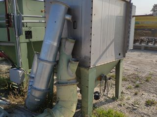 Filtru de ciment pentru statie de betoane : Цементный фильтр для бетонного узла - 1500 EURO !!!