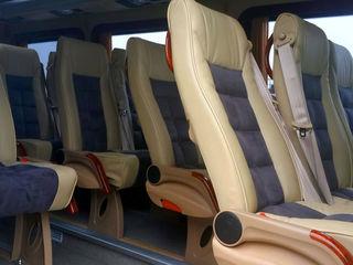 Moldova-Cehia-Germania Germania-Cehia-Moldova transport pasageri zilnic la adresa 9locuri/2soferi