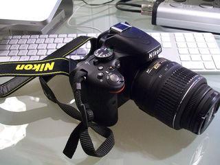 Nikon D3000 profesional ,Nou.