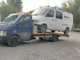 Tractari Auto Chișinău Moldova - Servicii Evacuator Chișinău