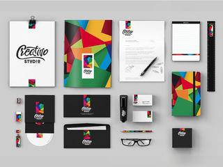 Студия графики и дизайна. типография