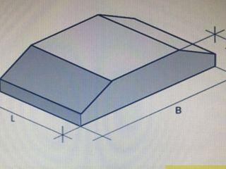 Железобетонная фундаментная лента ФЛ 20-12