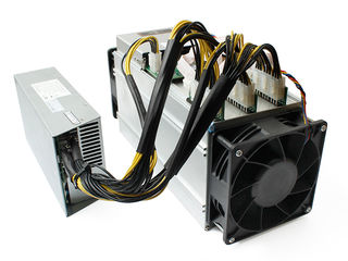 Asic Майнер Bitmain Antminer D3 19.3G + блок питания / mining / nou / новые