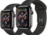 Apple watch 4 40mm black новые, запечатанные !