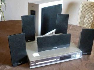 Продаю 2 домашних кинотеатра и DVD-плеер Samsung DVD-K120 Караоке