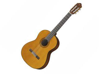 Yamaha C70 - классическая гитара 4/4 с нейлоновыми струнами