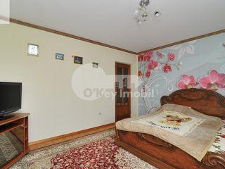 Apartament cu 3 camere, 132 mp, bloc nou, Buiucani, 85000 € !