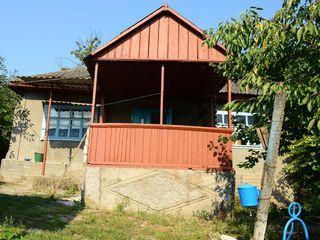 Casa pe pamant, langa Nistru, Vind/ Schimb pe garsoniera, 65m2, 3cam
