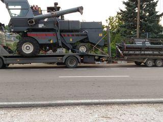Servicii evacuator tral