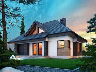 Шикарный новый дом площадью 200 м.кв за 53000 евро