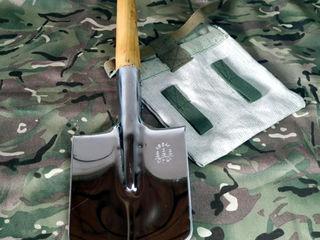 Лопата малая саперная нержавейка (МПЛН-50)