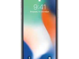 Apple iPhone X  silver/ 3 GB/ 256 GB