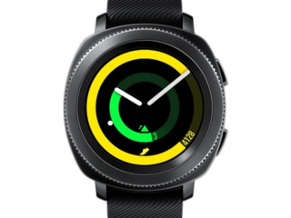 Samsung Gear Sport  1.2'' Black/ SM-R600