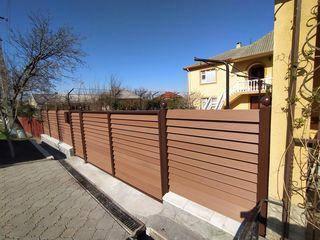 Porti Garduri Fațade Terase Balustrade Din Profilewpc Decking Terrasnaya Doska Deking