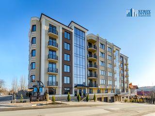 Două niveluri + terasă deschisă, Buiucani, bloc locativ nou cu 5 etaje, cărămidă, 69000 €