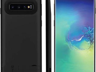 Чехол батарея на Galaxy Note 10 plus на 6000 mAh и samsung S10 plus, s10e