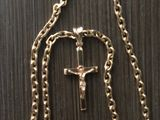 Lanț cu cruce ,nou facut la comanda, 699 lei pe gram