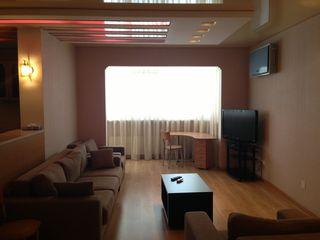 Apartament 2 odai, 87m2, bloc nou, Plaza , Botanica 340 Euro.