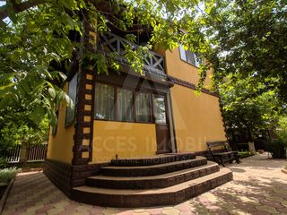 Vilă în 2 nivele! s. Boșcana, 93 m2 + 6 ari! Grădină, foișor!