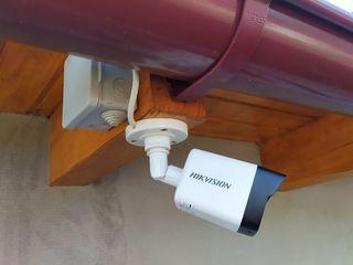 Установка систем видеонаблюдения быстро и качественно!