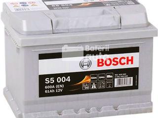 Bosch S5 AGM в Молдове, Кишиневе. Доставка/Установка. Гарантия 24 мес. Произв-во Европа.