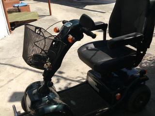 Moto Morini caleasca invalida