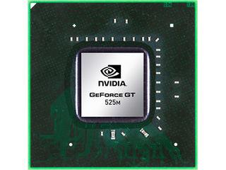 Nvidia GeForce GT 525M ! Новый чип!!